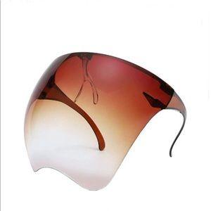 •Safe & Trendy• Full Face Shield Mask Sunnies